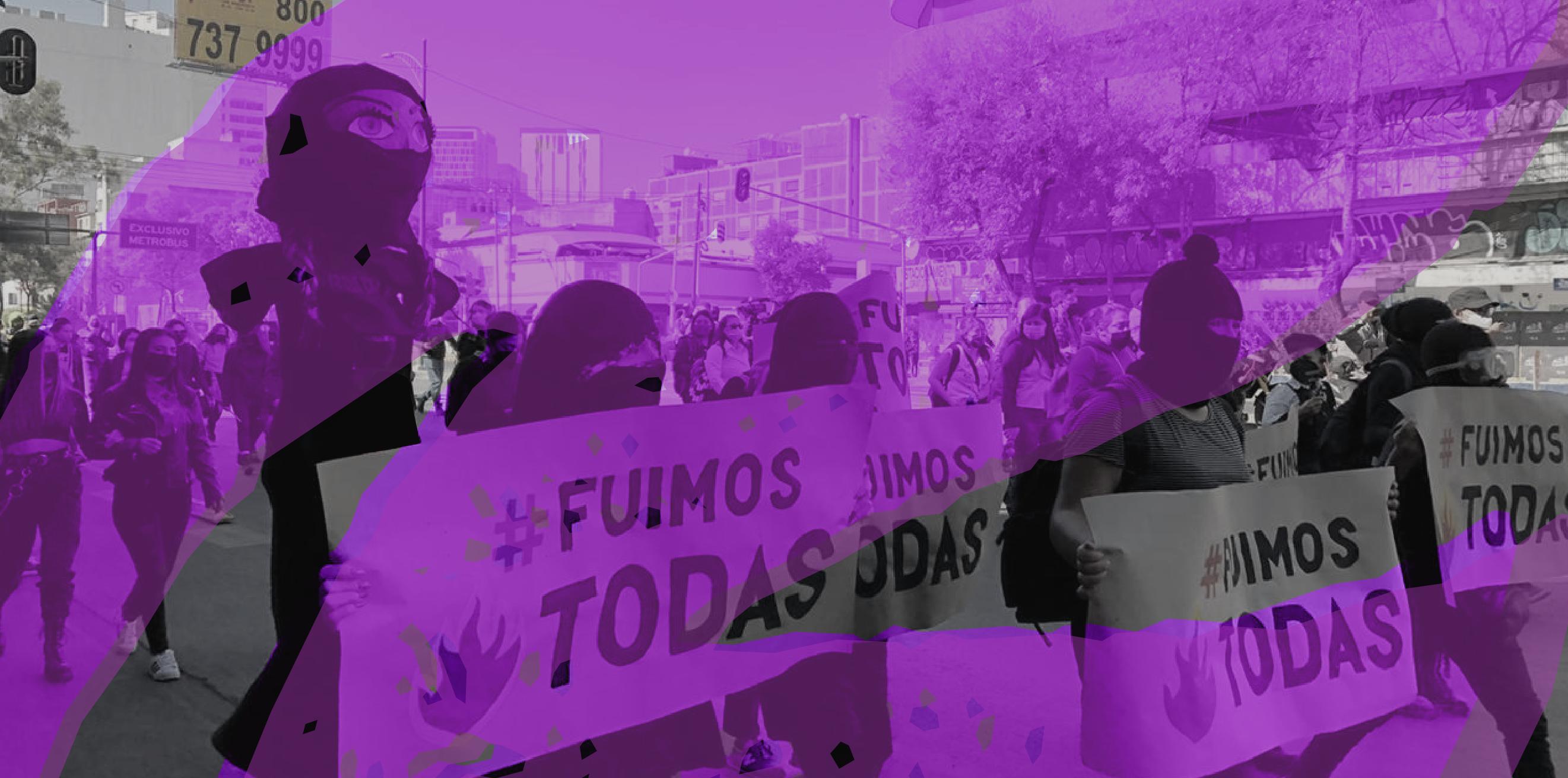 #FuimosTodas